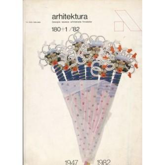 Arhitektura časopis 180+1/1982
